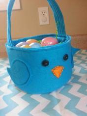 Made Shared Tutorial Diy Felt Easter