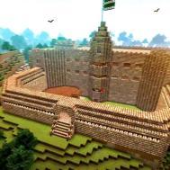 Make Best House Can Minecraft
