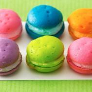Make Cupcake Poppers Fun Impostor French Macarons