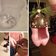 Make Cute Bird Feeder Plastic Bottle