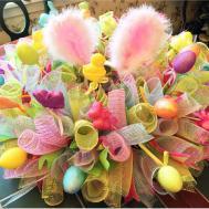 Make Easter Centerpiece Tutorial Doovi