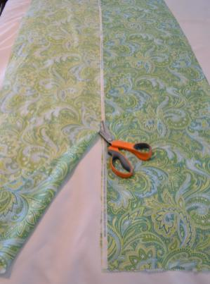 Make Fabric Table Runner Easy Sewing Tutorial