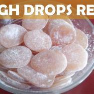 Make Homemade Lemon Ginger Cough Drops Kalpana