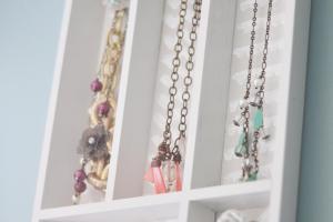 Make Jewelry Holder Cutlery Tray Diy Mommy