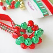 Make Jingle Bell Ornament