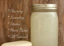 Make Liquid Castile Soap