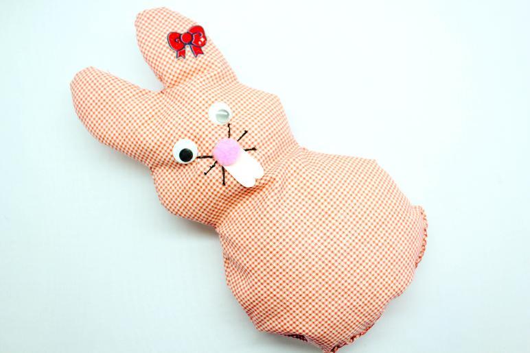 Make Stuffed Bunny Steps Wikihow