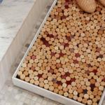 Make Super Easy Diy Wine Cork Bath Mat Curbly Decoratorist 191819