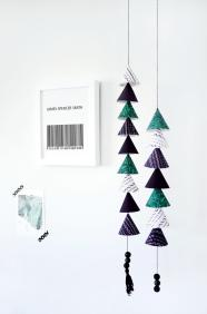 Make Your Own Modern Paper Mobile Our