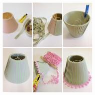 Making Lampshades Crafts