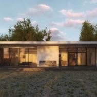Making Scandinavian Summer House Architectural