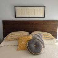 Making Wooden Headboard Hayes Everyday