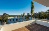Marbella East Modern New Villa Sale Near Beach