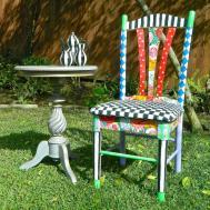 Mark Montano Alice Wonderland Chair Diy
