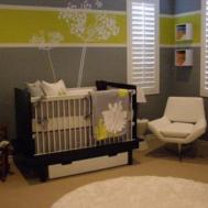 Marvellous Baby Girl Nursery Painting Ideas