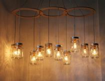 Mason Jar Lights Christmas