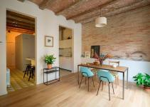 Maximizing Chamfered Corners Home Renovation Barcelona