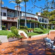 Mediterranean Villa Paradise Cove Bluffs