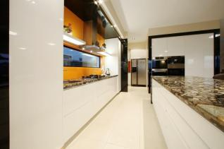 Melbourne Contemporary Kitchens Bright Kitchen