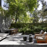 Mexico City Restoration Adds Luxury Comforts 1970s Design