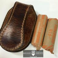 Mgl Hot Tamale Coin Purse Mean Gene Leather