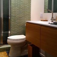 Midcentury Modern Bathrooms