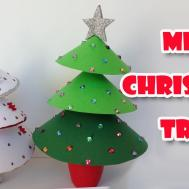 Mini Christmas Tree 2017 Best Template Idea