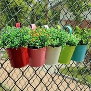Mini Herb Spiral Balcony Diy Garden