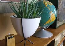 Mini Retro Bullet Planter Hip Haven