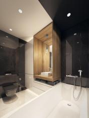 Minimalist Bathroom Designs Looks Trendy