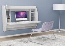 Minimalist Computer Desk Design