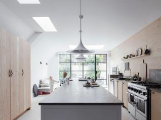 Minimalist Family Home Renovation London
