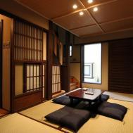 Minimalist Home Interior Narrow Living Room Design