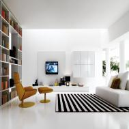 Minimalist Interior Designers Regarding Household