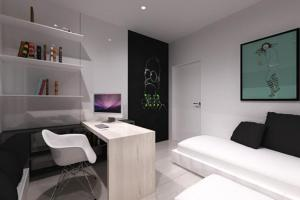 Minimalist Studio Apartment Interior Design Ideas