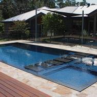 Minke Pools Melbourne Concrete Swimming Pool Design