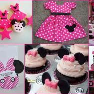 Minnie Mouse 1st Birthday Invitation All Home Ideas