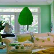 Mint Green Living Room Peenmedia