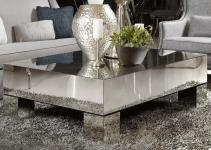 Mirrored Coffee Tables Mirror