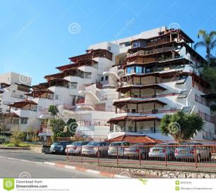 Modern Apartment Building Stock