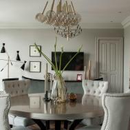 Modern Apartment Kiev Mix Art Deco American Style