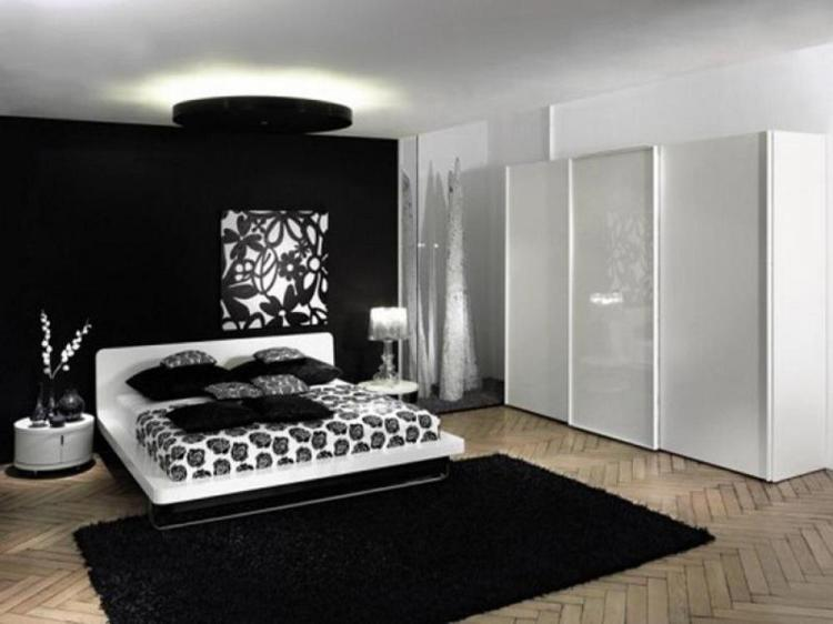 Modern Black White Bedroom Ideas Decoratorist 8188