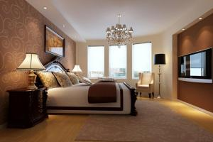 Modern Classic Bedroom Furniture Luxury Design