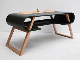 Modern Desk Designs Functional Enjoyable Office Spaces