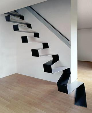 Modern Floating Staircase Design Inspiration Stairs