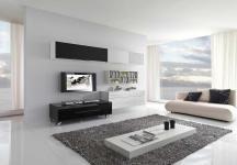 Modern Grey Living Room Dgmagnets