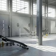 Modern Home Gym Designs Iroonie