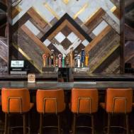 Modern Hotel Bar Design Temasistemi