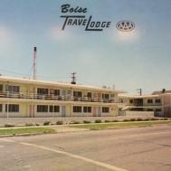 Modern Hotel Boise Traveler