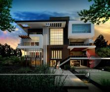 Modern House Design Jamaica